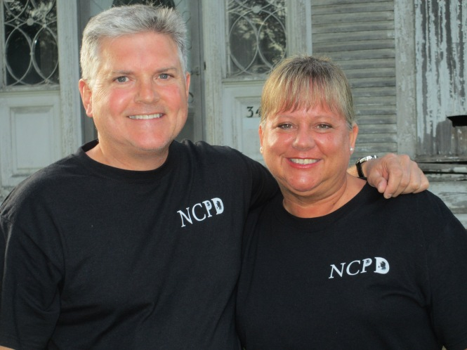 Jeff and Susie  Founders of NCPD